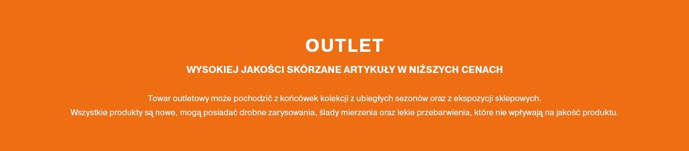 Kolekcia OUTLET